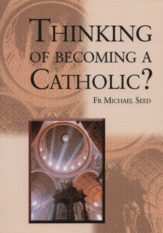Becoming a Catholic?