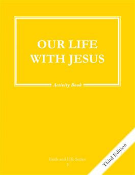 Our Life with Jesus Activity Book (Grade 3)
