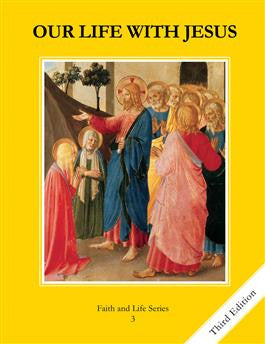 Our Life with Jesus Text Book (Grade 3)