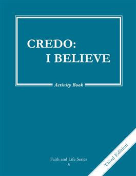 Credo: I Believe Activity Book (Grade 5)