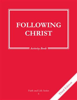 Following Christ Activity Book (Grade 6)