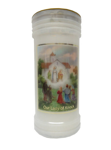 Knock Votive Candle (3 days burn time)