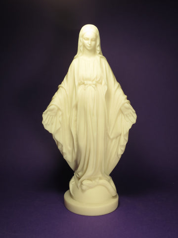 Our Lady of Grace (Alabaster) Multiple Sizes
