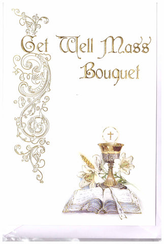 Get Well Mass Bouquet