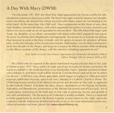Hymns from A Day With Mary