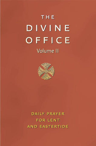 Divine Office Vol.2