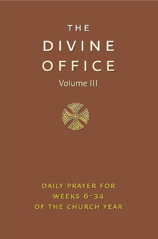 Divine Office Vol.3