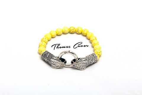 Yellow Sandstone Legends Bracelet