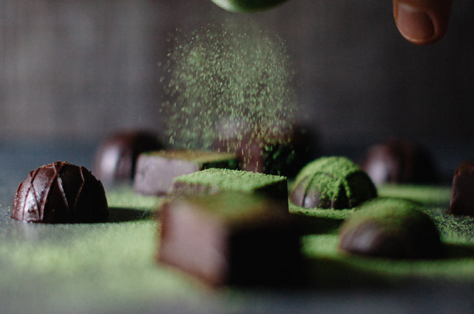 HEMP & MATCHA RAW CHOCOLATE