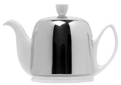 Classic French Teapot 4-Cup