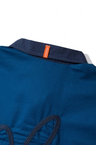 THE HUNDREDS x CARROTS HOUSE JACKET - NAVY