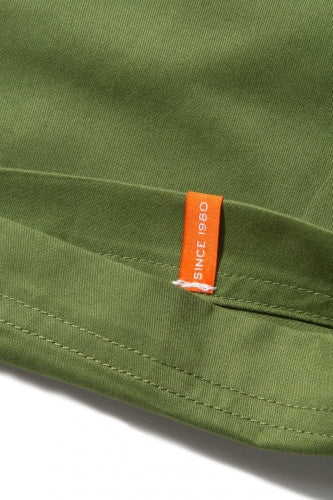 THE HUNDREDS x CARROTS HOUSE PANTS - OLIVE