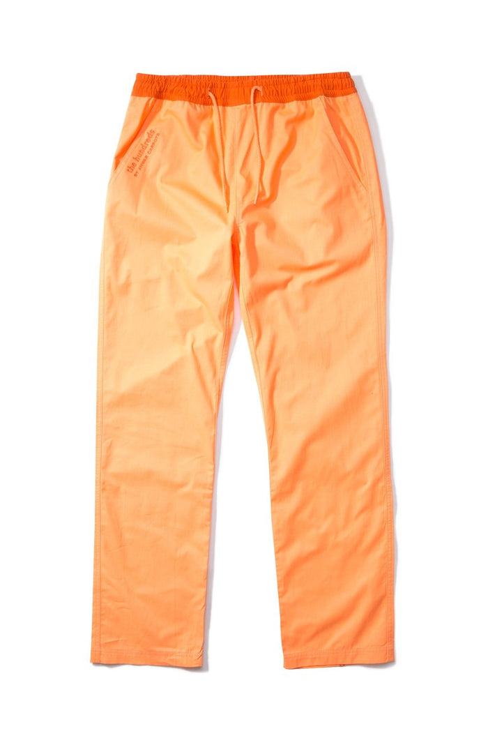 THE HUNDREDS x CARROTS HOUSE PANTS - SALMON