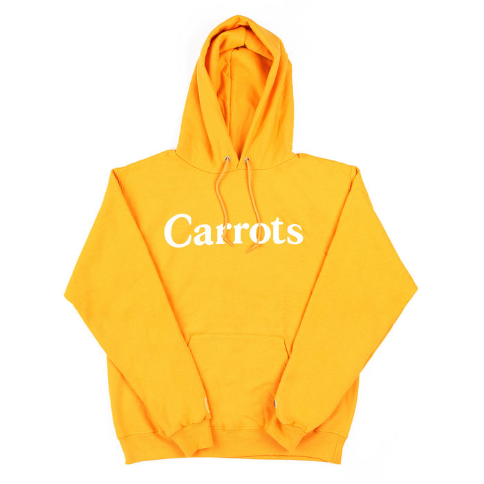 CARROTS CHAMOMILE - HOODIE - GOLD