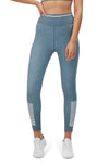Camilla legging - Heather blue