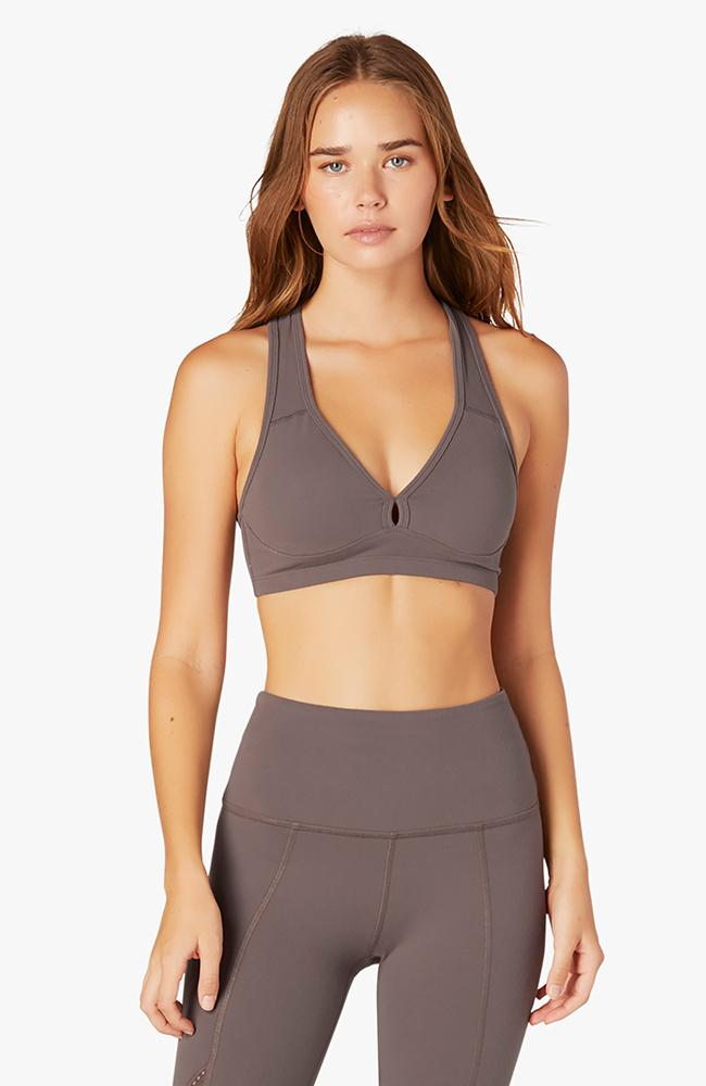 Lift your spirits bra - Terra leather