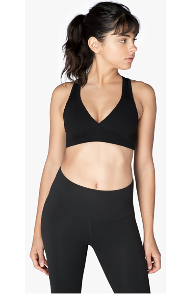 Lift Your Spirits Bra - Jet Black