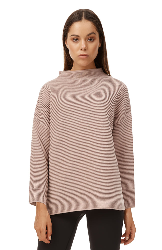Tessa Sweater - Blush