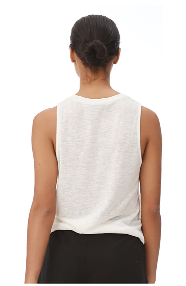 AF Originals Muscle Tank White