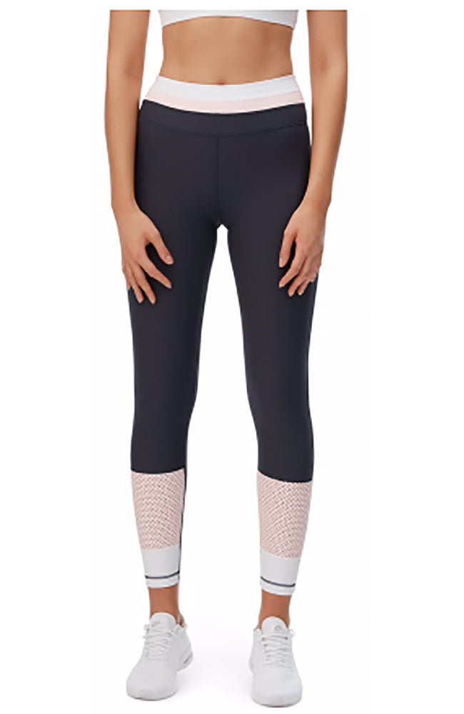 All Prene Legging Navy/Pink