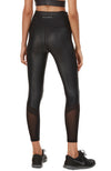Cora Shine 7/8 Legging - Black