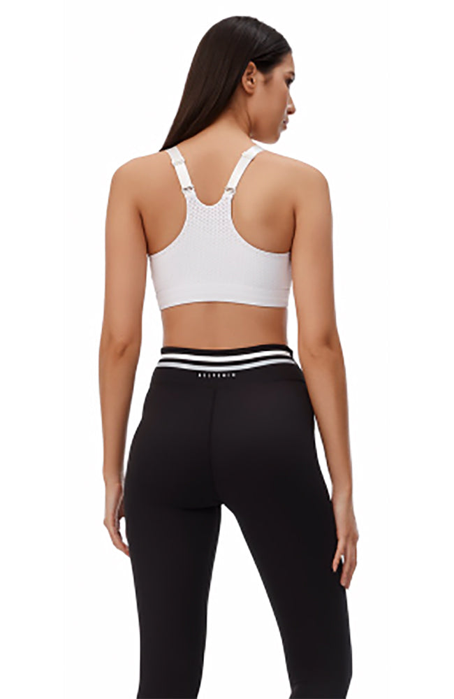 Core Sports Bra White