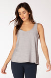 Light and lavish tank - Silver Mist