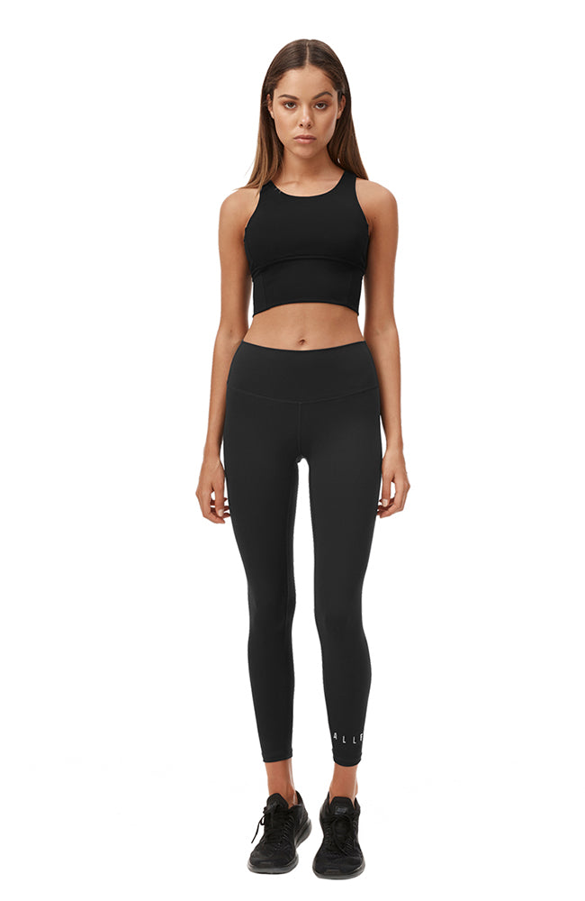 Madison Core 7/8 Legging - Black