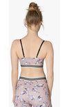 Olympus One More Stripe Bra - Floral Blush