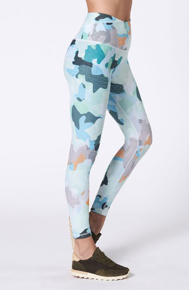 Reversible Savage Legging - Hunter