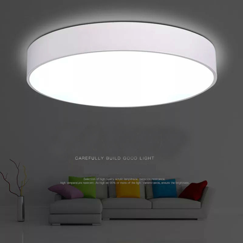 Round led ceiling light homegees round led ceiling light aloadofball