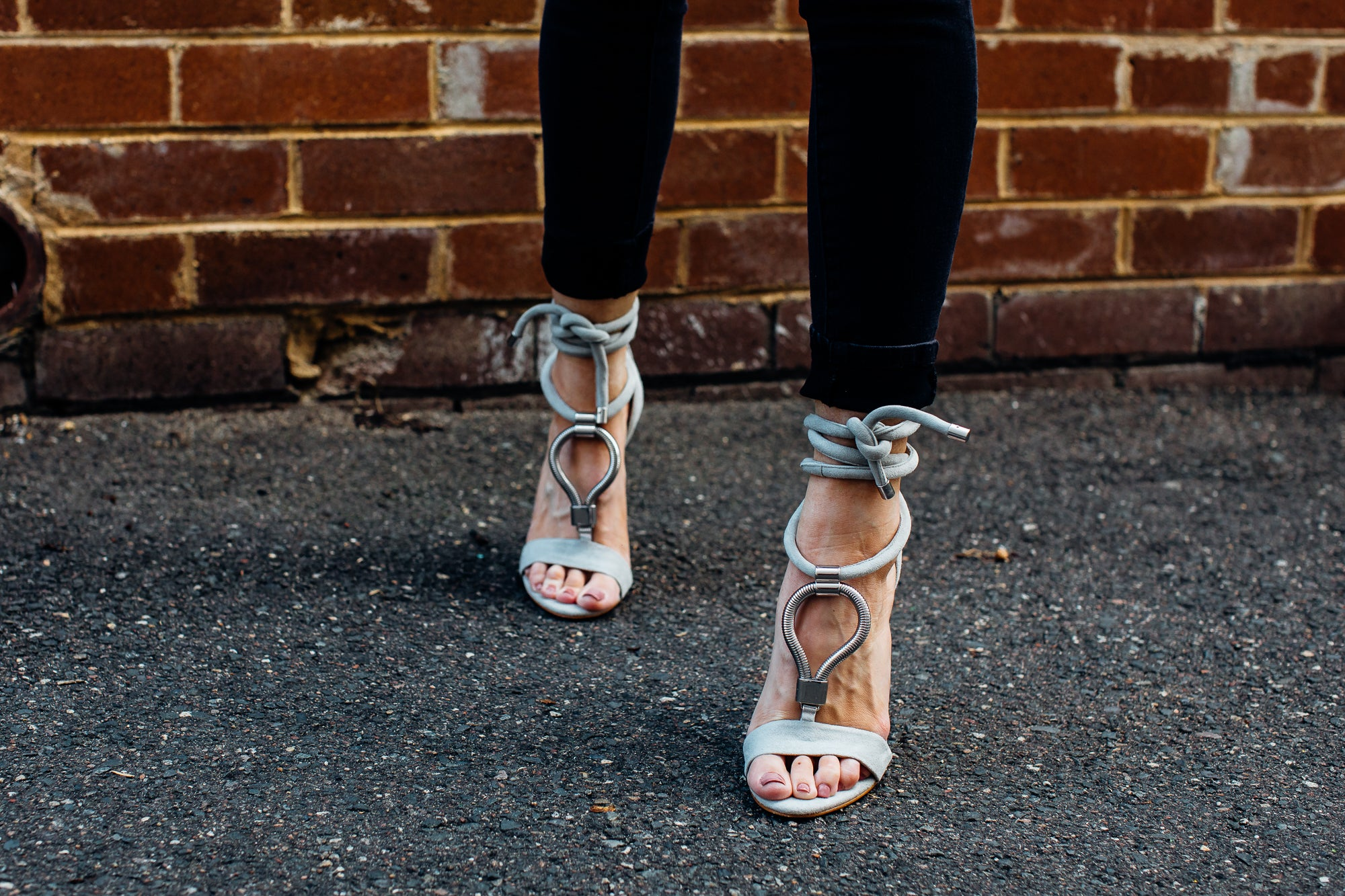 The Mode Collective Mink Sandal