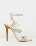 Twisted Strap Sandal
