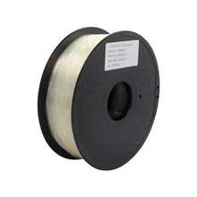 PLA filament 1kg 1.75mm (Transparent)