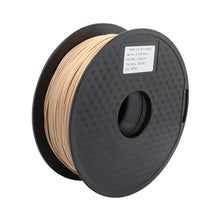 PLA filament 1kg 1.75mm (Light Brown / Wooden)