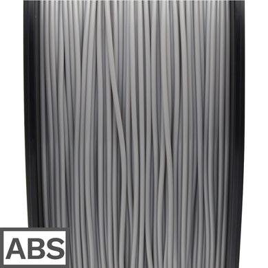 ABS filament 1kg 1.75mm (Grey)