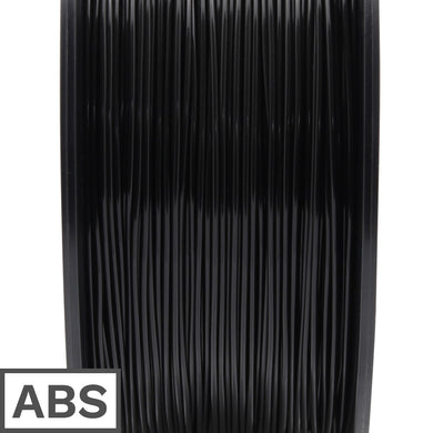 ABS filament 1kg 1.75mm (Black)