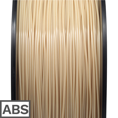 ABS filament 1kg 1.75mm (Wooden/Light Brown)