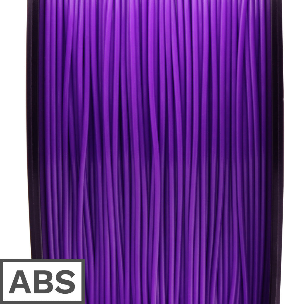 ABS filament 1kg 1.75mm (Purple)
