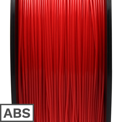 ABS filament 1kg 1.75mm (Red)
