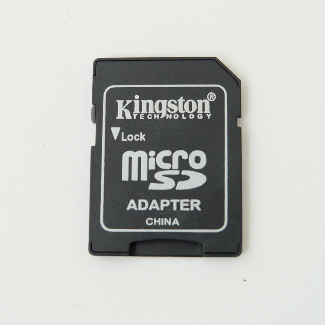 Micro SD Card Adapter (2 unit per purchase)