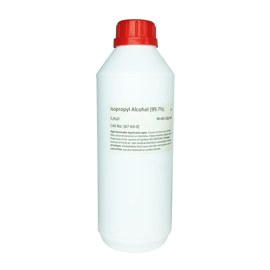 Isopropyl Alcohol (99.7%) 1L