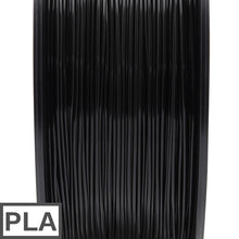 PLA filament 1kg 1.75mm (Black)