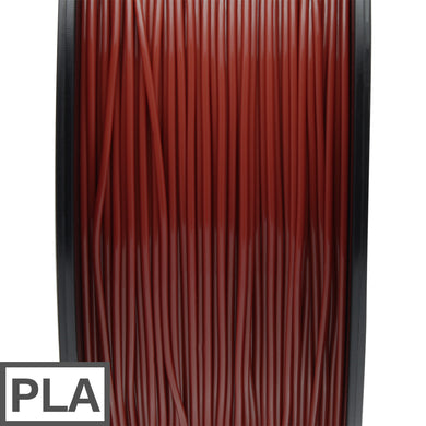 PLA filament 1kg 1.75mm (Brown)