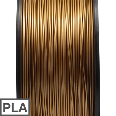 PLA filament 1kg 1.75mm (Golden)