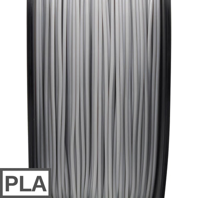 PLA filament 1kg 1.75mm (Grey)