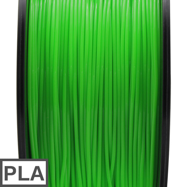 PLA filament 1kg 1.75mm (Light Green)