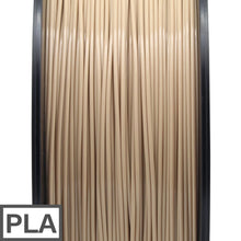 PLA filament 1kg 1.75mm (Light Brown)