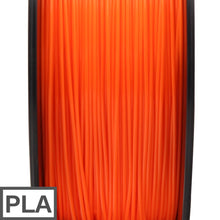 PLA filament 1kg 1.75mm (Orange)