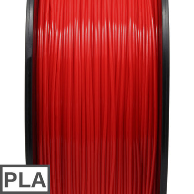 PLA filament 1kg 1.75mm (Red)